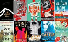 Some of the best teen reads of 2014