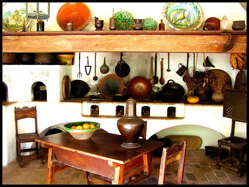 10 best images about cocinas mexicanas coloniales on