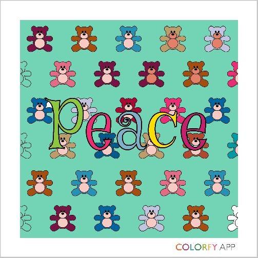 Peace! ;)