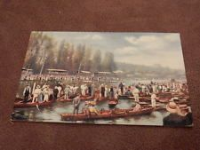 Early Tuck  postcard - Henley on Thames - Rowing Regatta - Oxfordshire