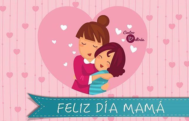 """""""El amor de madre es el impulso que le permite a un ser humano llegar a lo imposible""""  ¡#FelizDíadelaMadre! #diadelamadre #mama #madre…"""