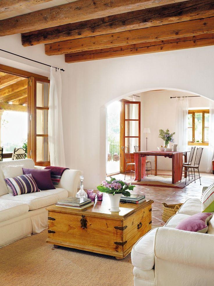 M s de 20 ideas incre bles sobre salas rusticas en for Casa quinta decoracion cali telefono