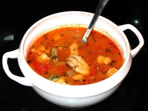 Томатный суп из коктейля из морепродуктов. Суп из морепродуктов: рецепт. Как приготовить суп из морепродуктов
