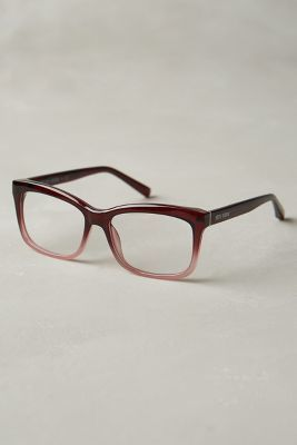 Bobbi Brown Brooklyn Reading Glasses Pink Eyewear #anthrofave