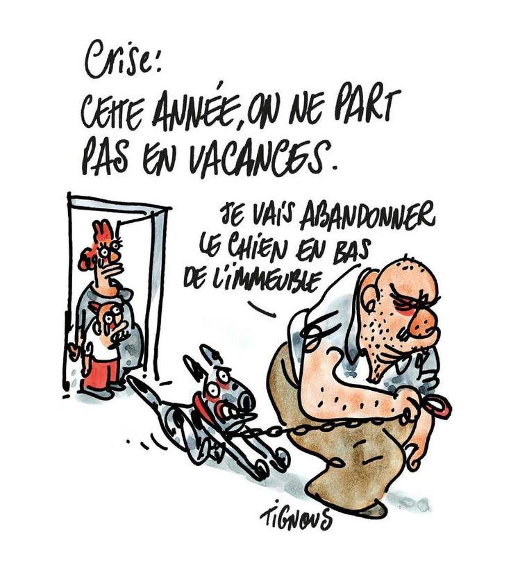 Charlie Hebdo: L'humour noir de Tignous en dessins http://www.slate.fr/grand-format/tignous-96607