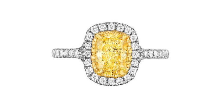 Colorful Engagement Rings You'll Love | TheKnot.com