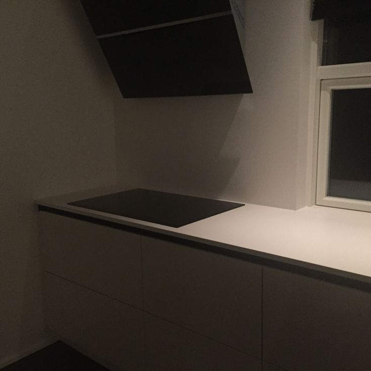 Mit nye køkken