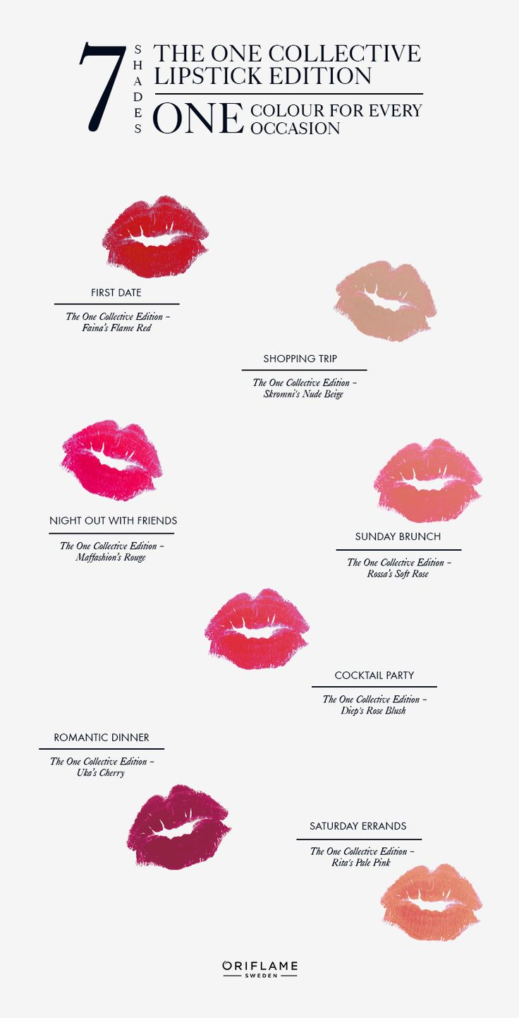Looking for the perfect lipstick to fit that certain occasion? Look no further! Introducing the 7 limited-edition lipstick shades of The ONE 5-in-1 Colour Stylist Lipstick, created by 7 influential members from The ONE Collective.