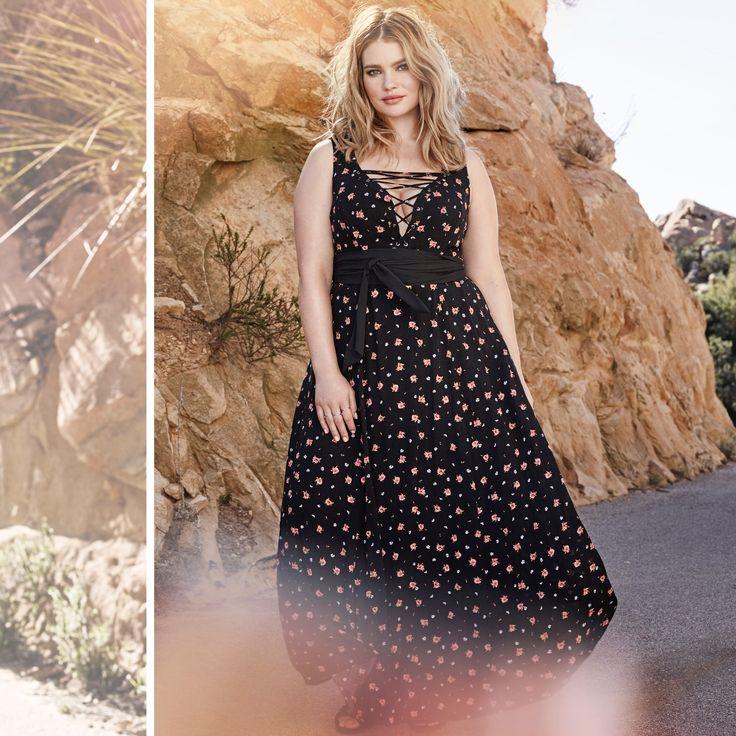 plus size dress zappos insider