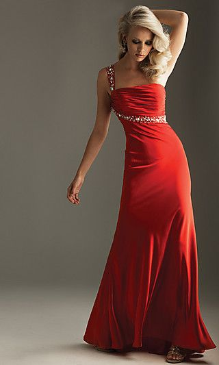 prom ideas: Evening Dresses, Formal Dresses, Bridesmaid Dresses, Red Prom Dresses, One Shoulder, Long Prom Dresses, Ball Dresses, Military Ball, Dresses Prom
