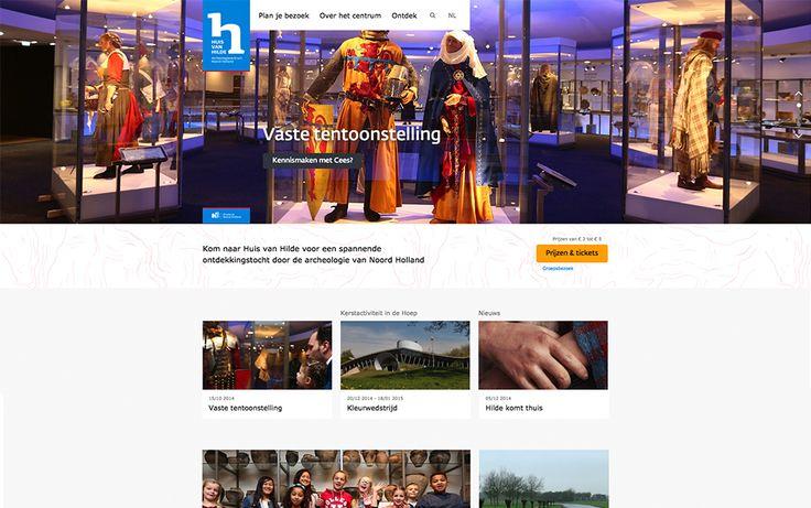 Hui Van Hilde - Website