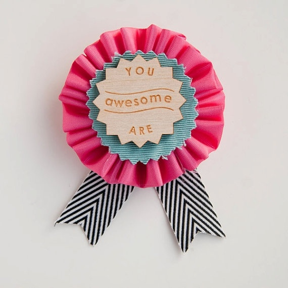 21 Best DIY...Badges And Award Ribbons Images On Pinterest