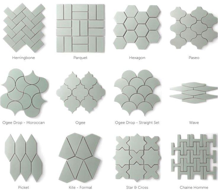 Random Kitchen Tile Patterns: Best 25+ Subway Tile Patterns Ideas On Pinterest
