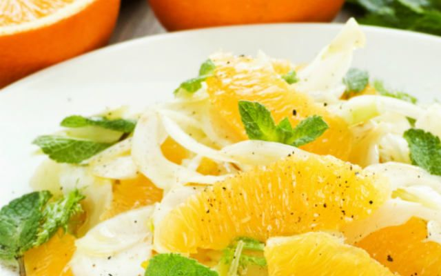 Orange And Fennel Salad | What's for breakfast, lunch, and dinner ...