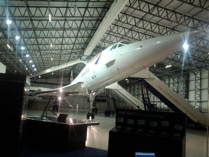 National Museum of Flight em East Lothian, East Lothian