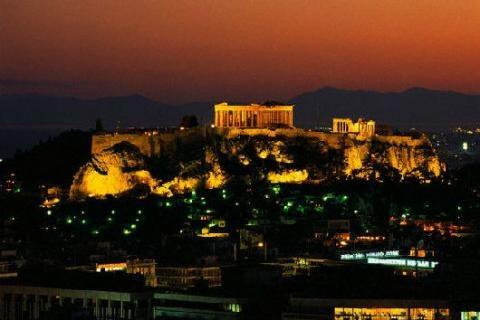Acropolis athens,greece
