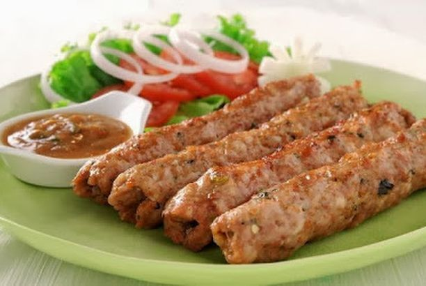 Chicken Koftas Recipe