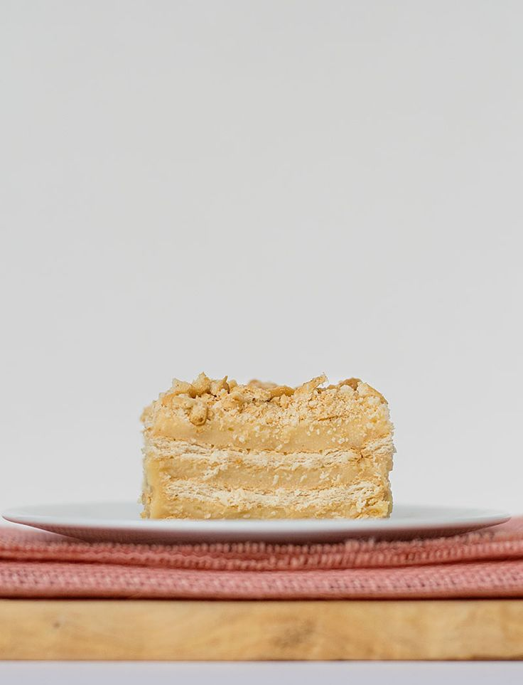 """the faux """"mille feuille"""" 