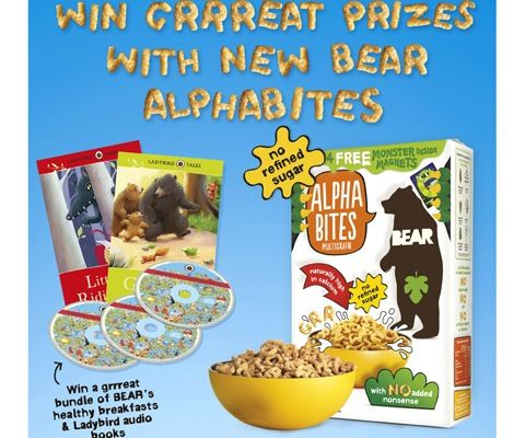 10 Ladybird tales and audio collection and a BEAR hamper of goodies sweepstakes