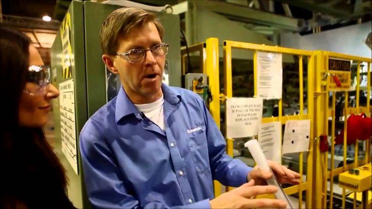 How a Kawasaki Jetski and Yamaha Waverunner Personal Water Craft are made