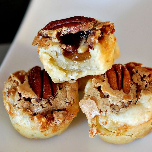 Pecan Tassies | Cakes, cupcakes, cookies & other desserts | Pinterest
