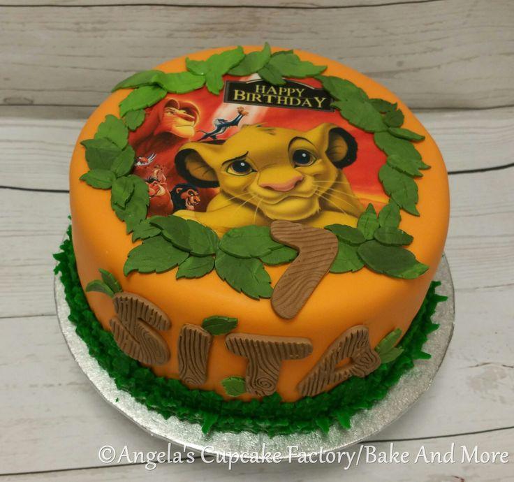 les 25 meilleures idées de la catégorie gâteaux de roi lion sur