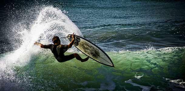 Nämä ovat maailman parhaat surffausrannat