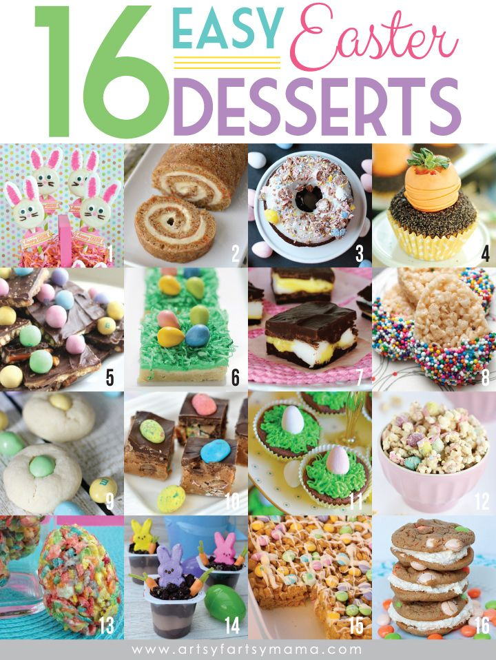 Best 25 easy easter desserts ideas on pinterest easy for Good desserts for easter