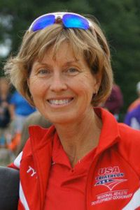 RunnersWeb   Triathlon: Kathleen Johnston and Mike Ricci Named USA Triathlon Coaches of the Year