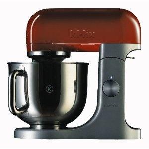 Definitely a 'want'!  Kenwood kMix KMX51 Stand Mixer, Raspberry Red
