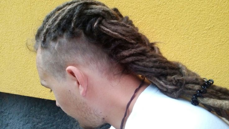 7 years Old dreads transform to Mohawk hairstyle