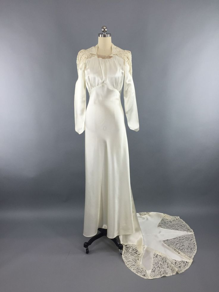 1000 ideas about 1940s wedding dresses on pinterest 40s