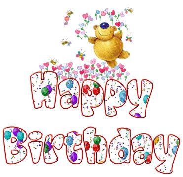 Happy Birthday - gif