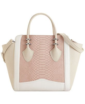 We're all about neutrals this Fall, Carlos by Carlos Santana Juliana tote