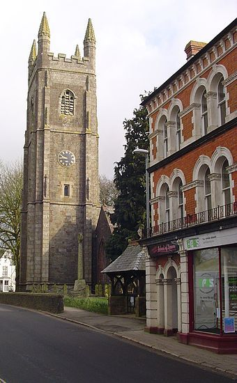 Holsworthy, Devon