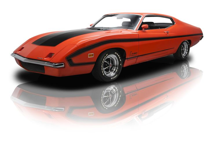 1970 Ford Torino King Cobra Documented 1 of 2 Bud Moore Owned Torino King Cobra Prototype Boss 429 4 Speed