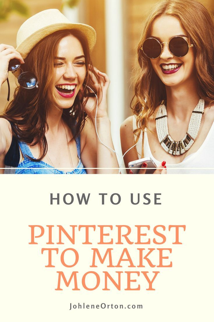 How to use Pinterest to drive sales and make money!