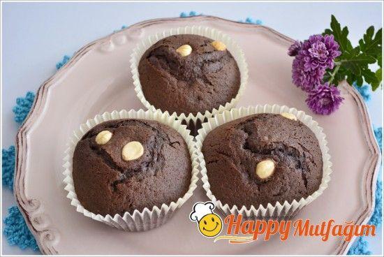 Günün Tarifi: Çikolatalı Kapkek Yapımı  >> http://www.happycenter.com.tr/yemek-tarifleri/cikolatali-kapkek/