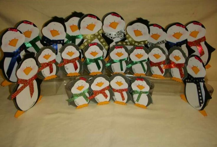pinguini segnaposto