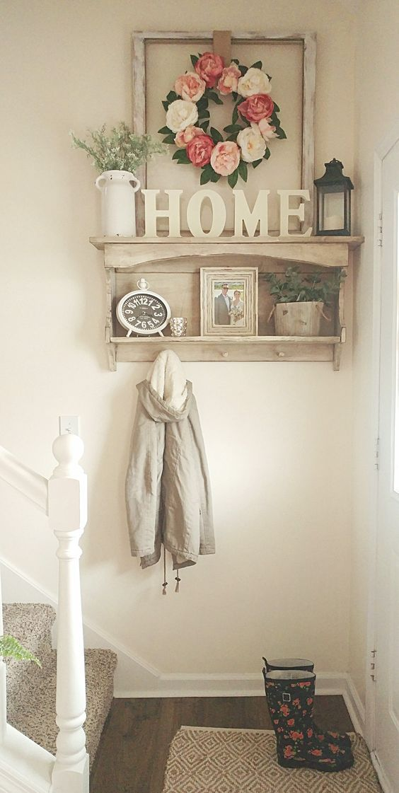 43+ Greatest Small Entryway Decor & Design Concepts To Improve House 2019