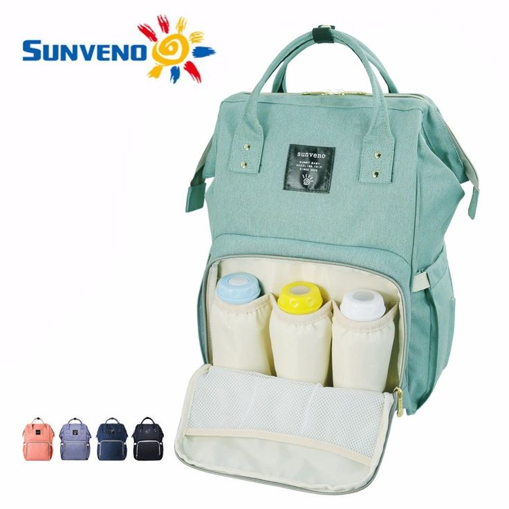 Sunveno Mummy Backpack Travel Bag Multifunction Baby Diaper Nappy Changing Handbag (Green). SUNVENO : one of the most professional mummy bag and baby Waist stool manufactor in China. Dedicated to provide the best quality products for mothers and kids. Outer Material: Nylon ,Waterproof. Inner material: Polyester. Fashion vintage design, well sewn craftsmanship, for travel and everyday use. Multi function: Backpack, Handbag. Large capacity. Comfortable and Light weight.