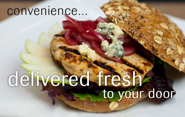 Convenience Delivered Fresh To Your Door By Our New
