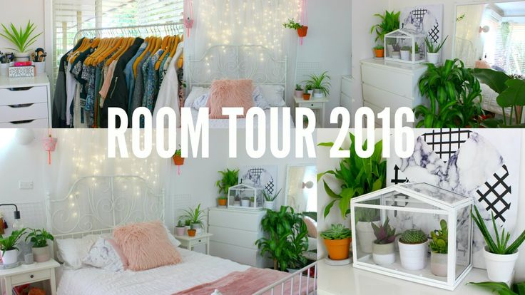 OPEN FOR MORE INFO ON MY ROOM TOUR FOR 2016 YAY ITS FINALLY HERE MY ROOM TOUR FOR 2016! Lot's of the room decor items and furniture in my room were extremely...
