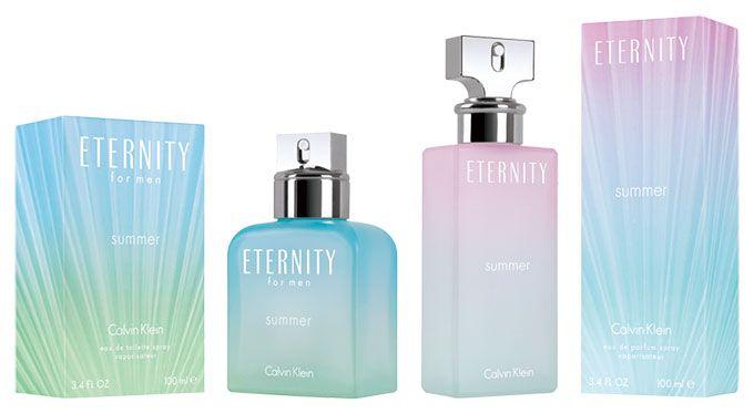 カルバン クラインの香水「エタニティ サマー」男女共に新作 - 太陽が降り注ぎ、爽やかな風が吹く南国 | ニュース - ファッションプレス
