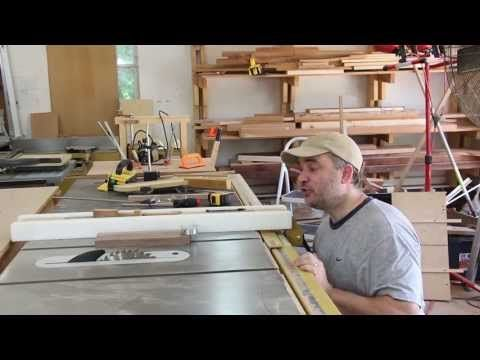 Make A Table Saw Fence Alignment Jig Youtube Workshop