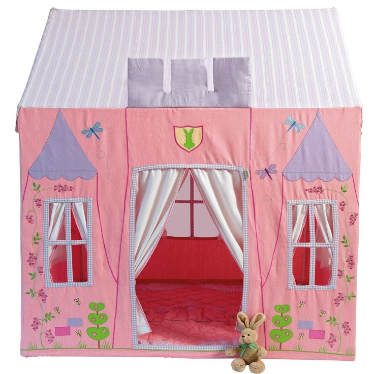 Princess Playhouse #sweetretreatkids #princessplayhouse #girlplayhouse  sc 1 st  Pinterest & 15 best Indoor Playhouses for Kids images on Pinterest | Indoor ...