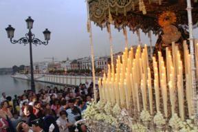 Holy Week known as 'Semana Santa' in Spain