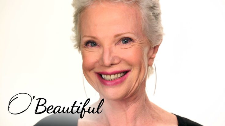O'Beautiful: Eye Makeup for Mature Skin. Click the 'read' button below the photo.