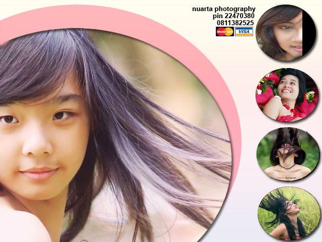 Nuarta Gallery: Hair style Photography