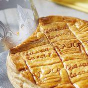 Galette des rois frangipane et citron - une recette Frangipane, chocolat, pommes... Nos recettes faciles de galettes des rois pour l'Épiphanie - Cuisine